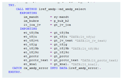 ABAP on HANA - Use Cases