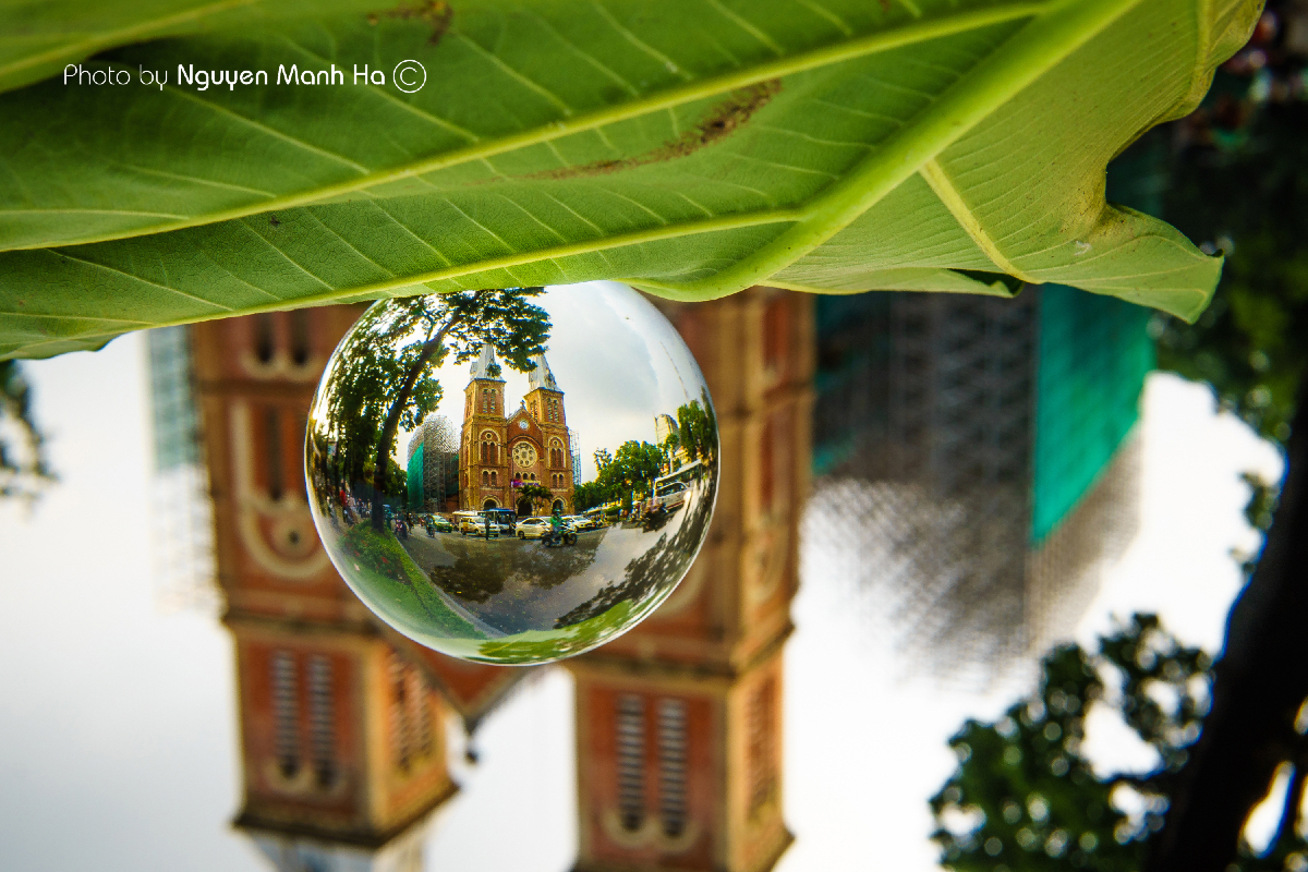 cảnh đẹp Sài Gòn chụp hình 6