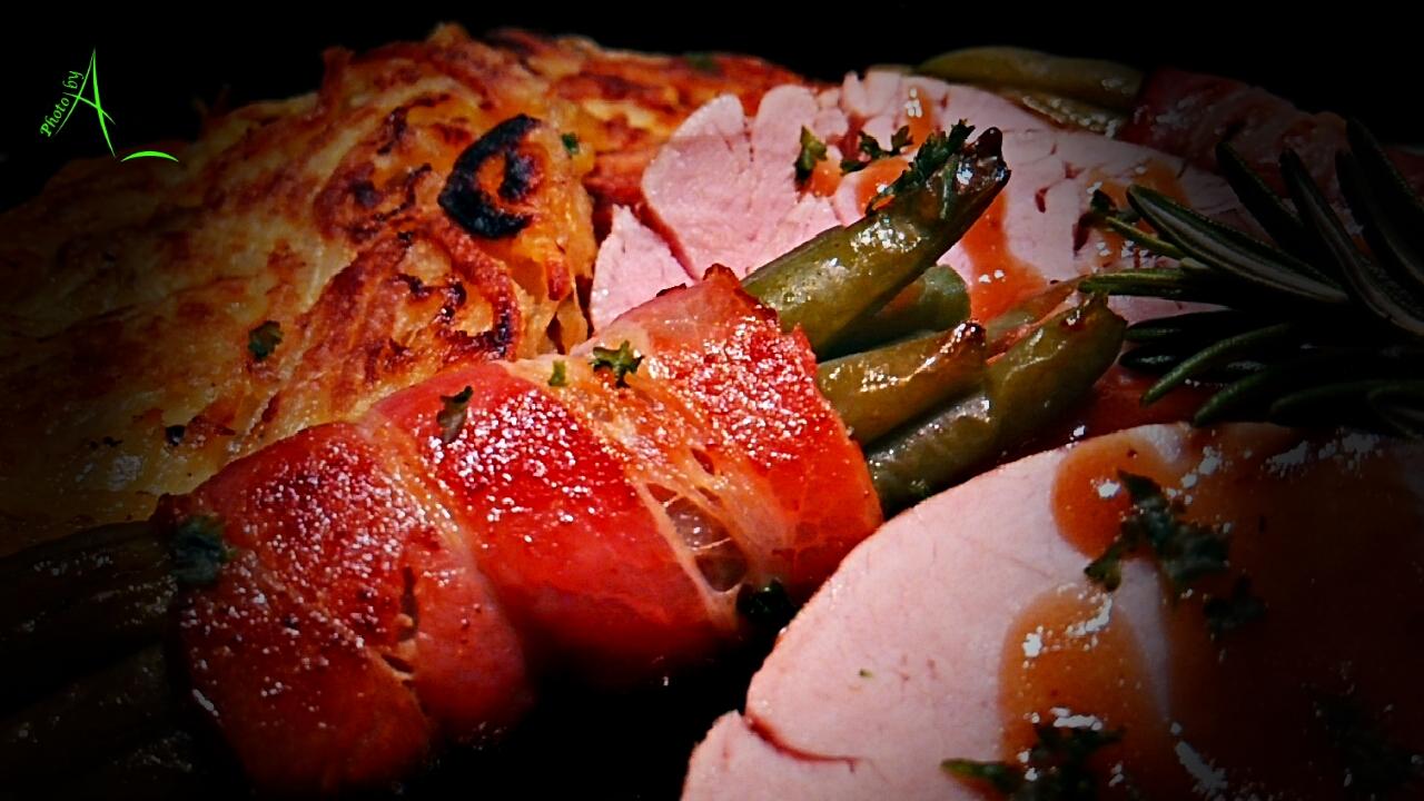 La cuisine de christine filet mignon de porc en cuisson for La cuisine de christine