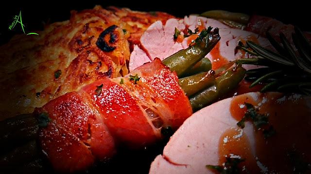 La cuisine de christine filet mignon de porc en cuisson - Cuisine basse temperature philippe baratte ...