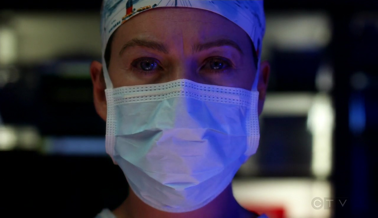 Grey's Anatomy 13x08