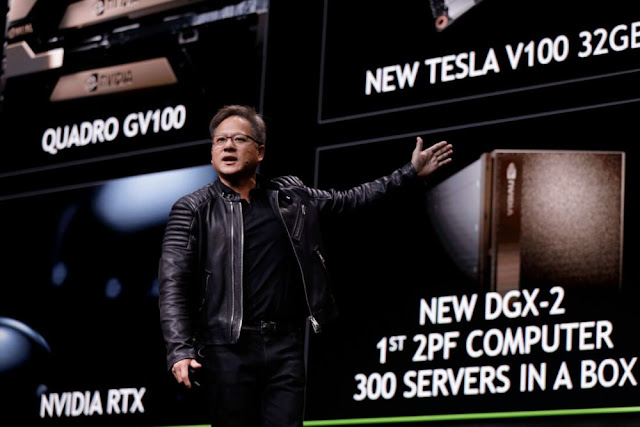 nvidia-dgx-2-32gb-tesla-v100-deep-learning-super-computer