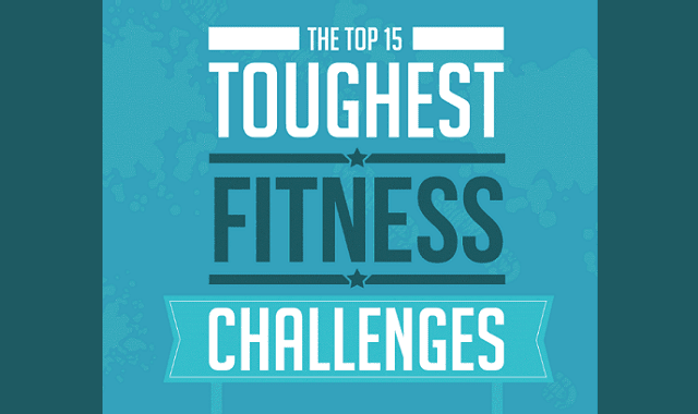 The Top 15 Toughest Fitness Challenges