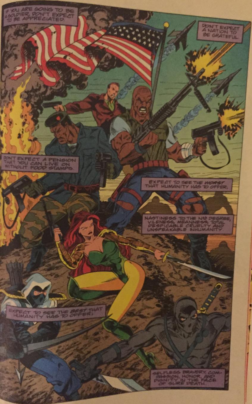 G.I. Joe #155, Final Issue, Marvel Comics
