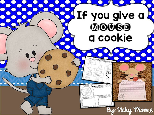 If you Give a Mouse a Cookie book study