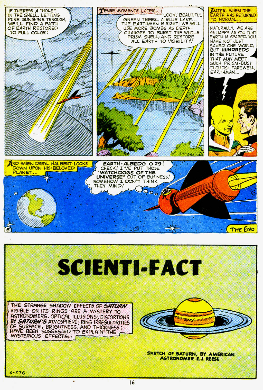Strange Adventures (1950) issue 227 - Page 18