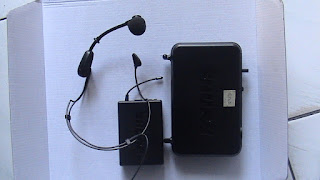 Rental Mic Headset Wireless Sound System | Sewa Clip On Jakarta Barat