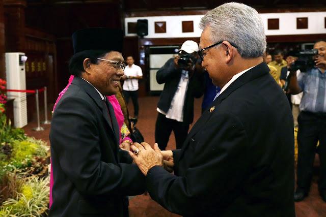M Yani Jadi Kepala BKKBN Aceh