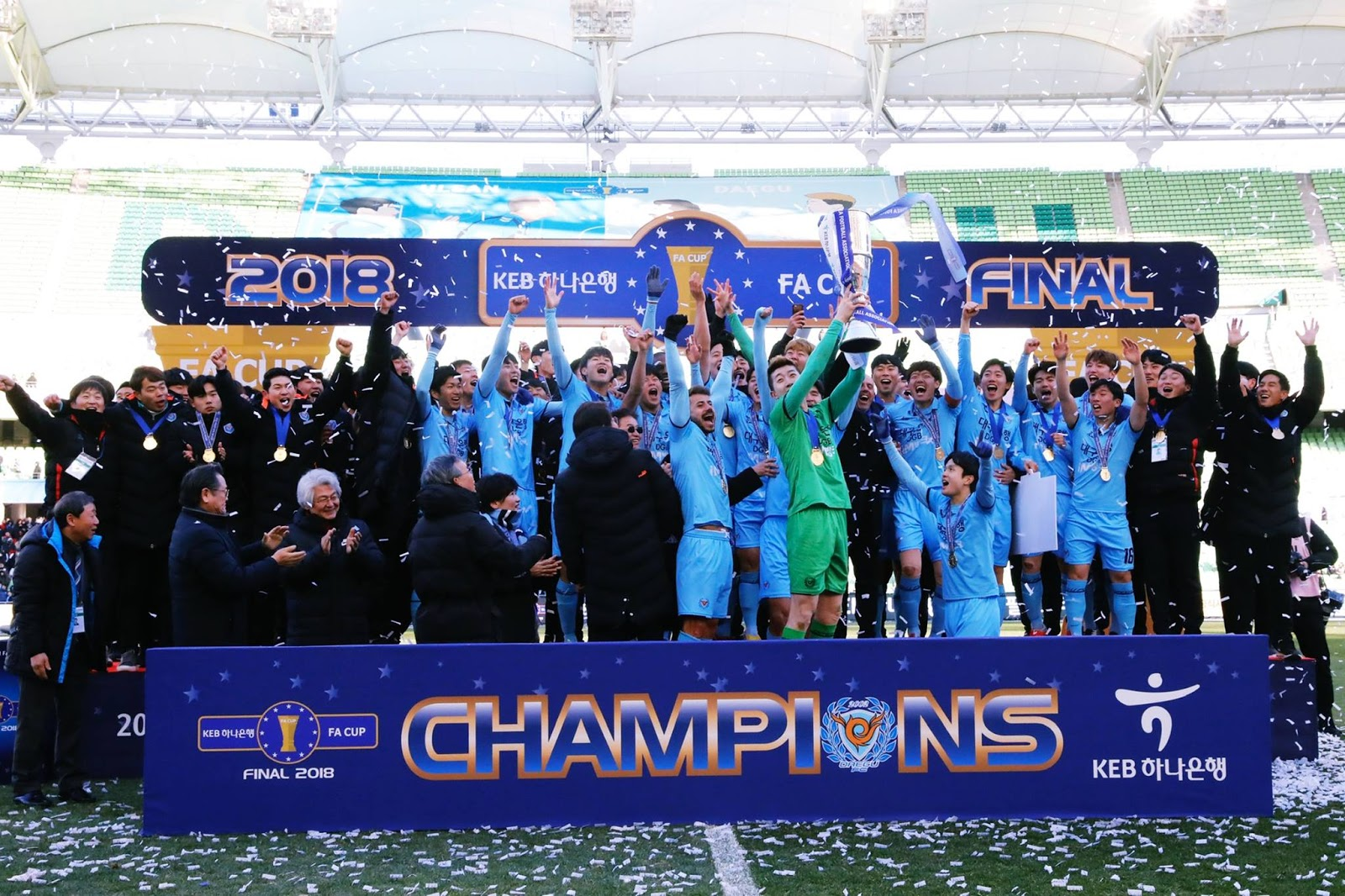 2018 Season Review: Daegu FC