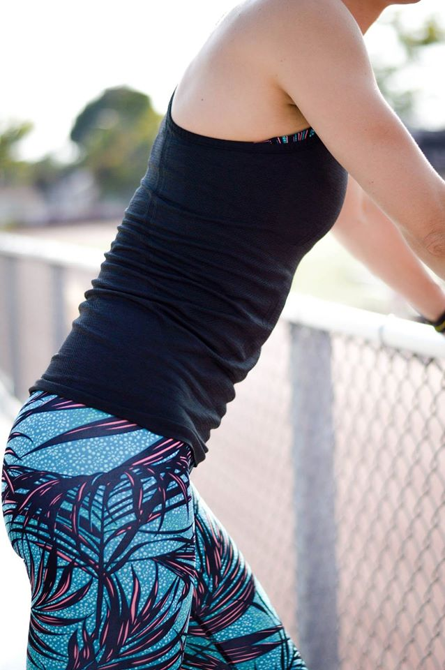 lululemon palm-lace-tofino-teal high-times