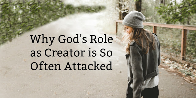 Did you know Scripture Warns that People Will Scoff at Him as Creator?