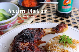 Ayam Bakar (Indonesian Grilled Chicken)
