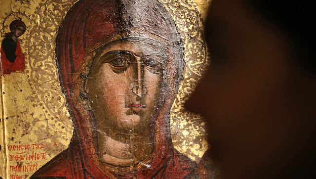 Opened in UNESCO exhibitions with icons of Albanian Medieval Art