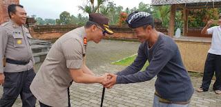 Totalitas Pengamanan Perayaan Nyepi 2019 Diback Up Polres Lumajang