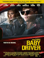 Baby Driver Movie Poster 3