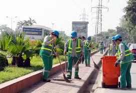 Giải quyết thu gom rác bằng Xe gom rác ở Hà Nội