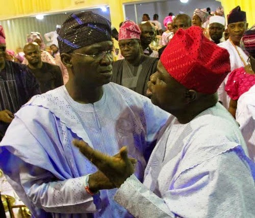 Image result for ambode and fashola