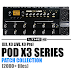LINE 6 POD X3 Series PATCH COLLECTION