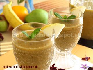 Jesenné smoothie - recepty