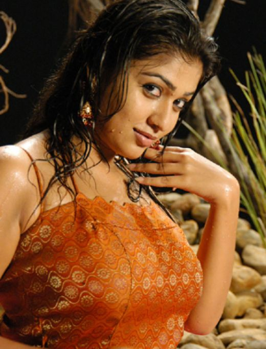 Actress Nayanthara Hot Stills Collection  World Cinema News-6473