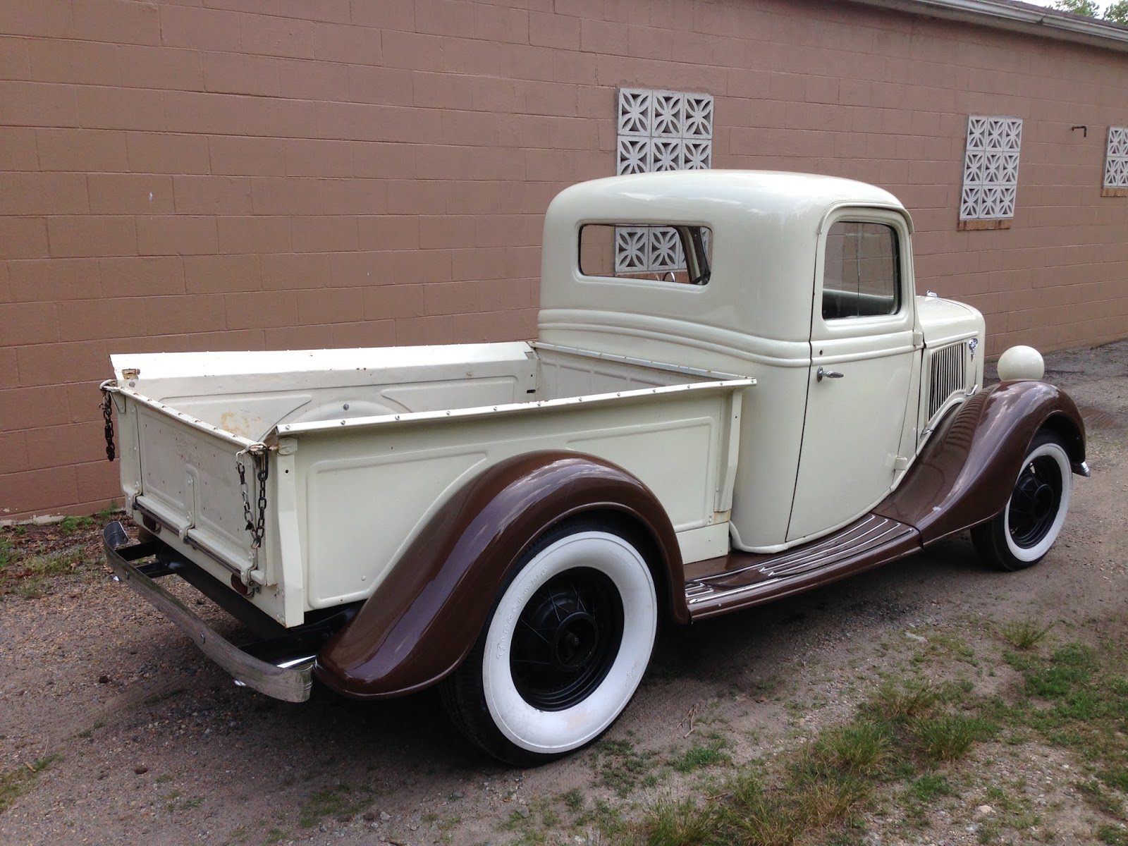 Joe Smith Early V8 & Hot Rod: 1936 Ford Pickup Truck For Sale