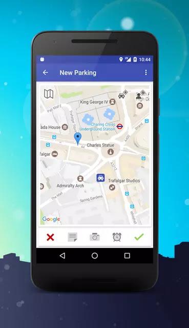 ParKing Premium: Parking