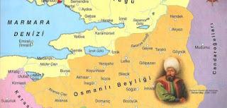 Osmanlıların Anadolu'ya Gelişi