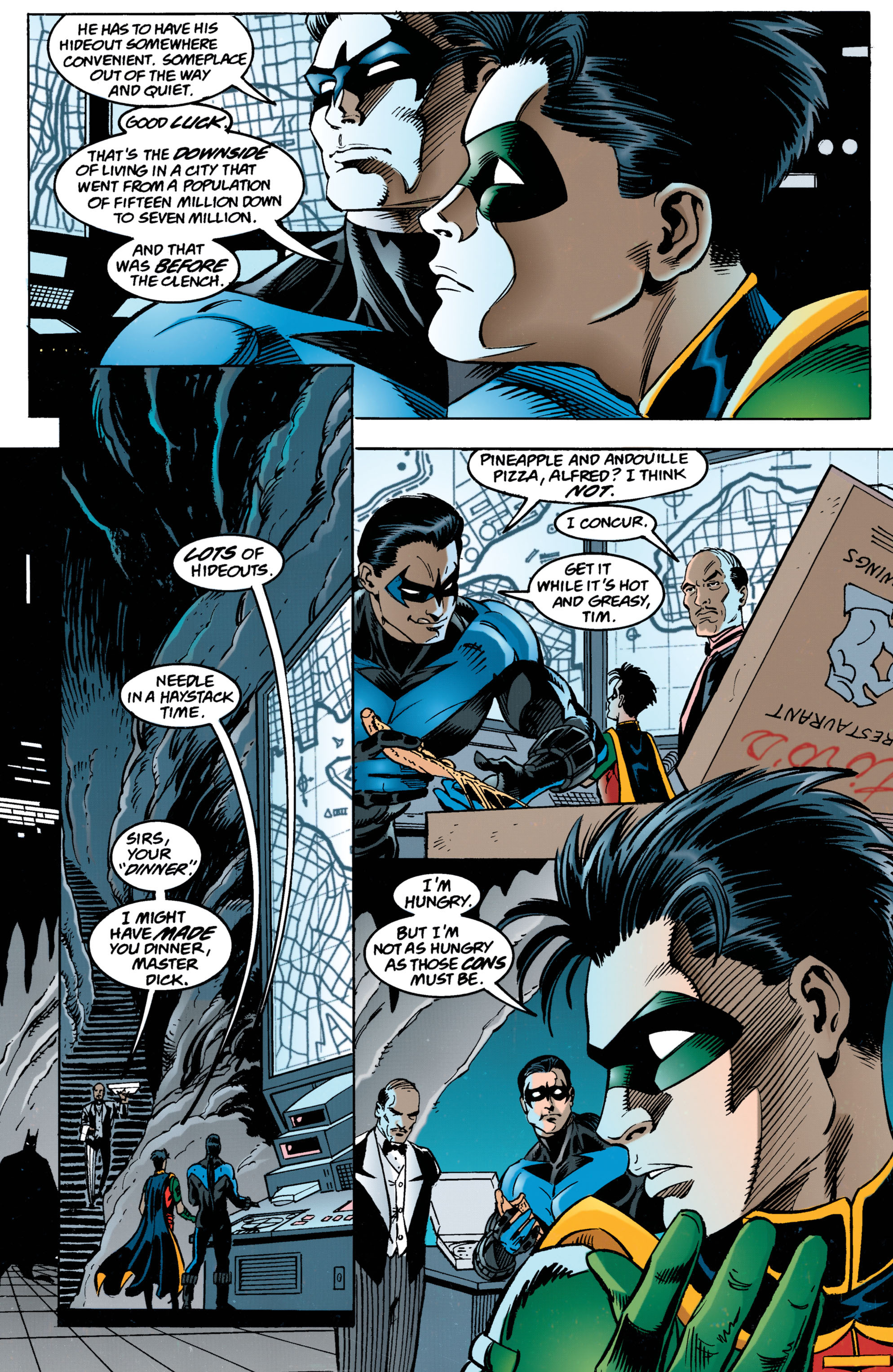Detective Comics (1937) 698 Page 9