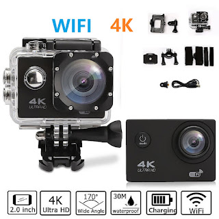 pro cam gopro sport wifi action camera