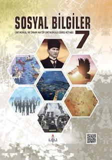 7. Sınıf Sosyal Bilgiler Ekoyay Yayıncılık Çalışma Kitabı Cevapları
