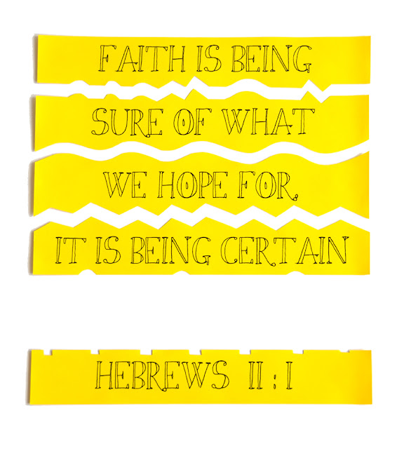 Teaching faith to kids with Hebrews 11:1 game
