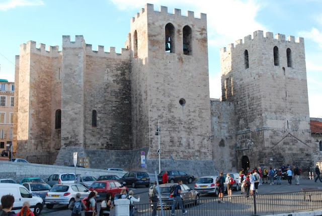 Abbaye Saint Victor de Marselha
