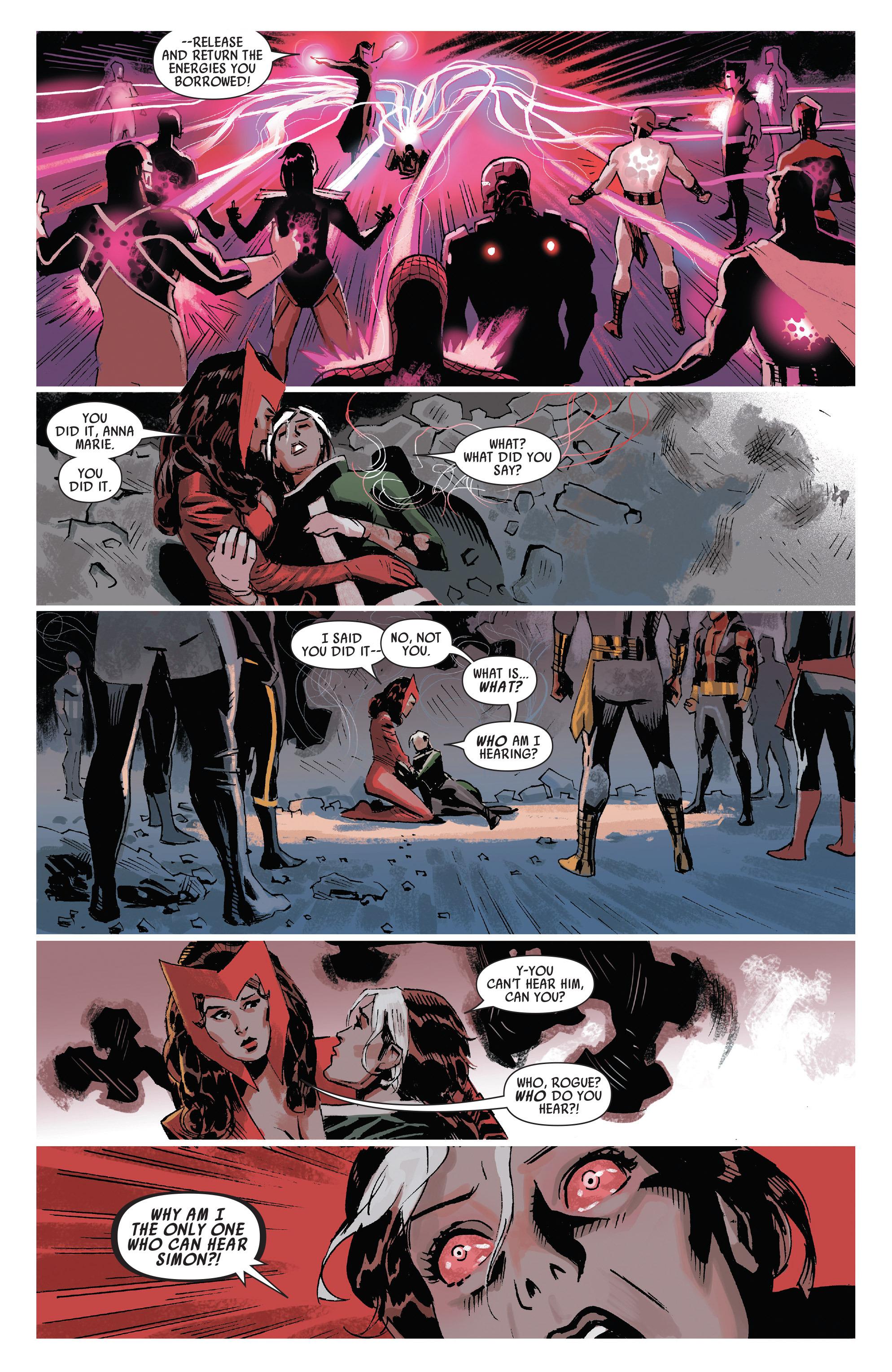 Read online Uncanny Avengers (2012) comic -  Issue #22 - 18