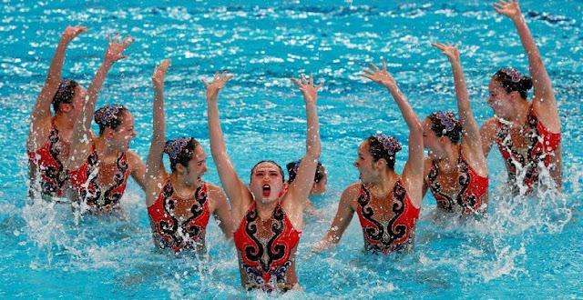 China Satu-satunya Kontingen Lewati 100 Emas Asian Games