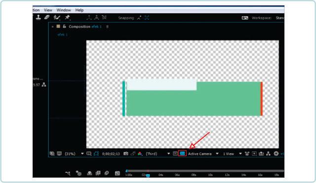 Cara Export Video Background Transparan Di Affter Effects