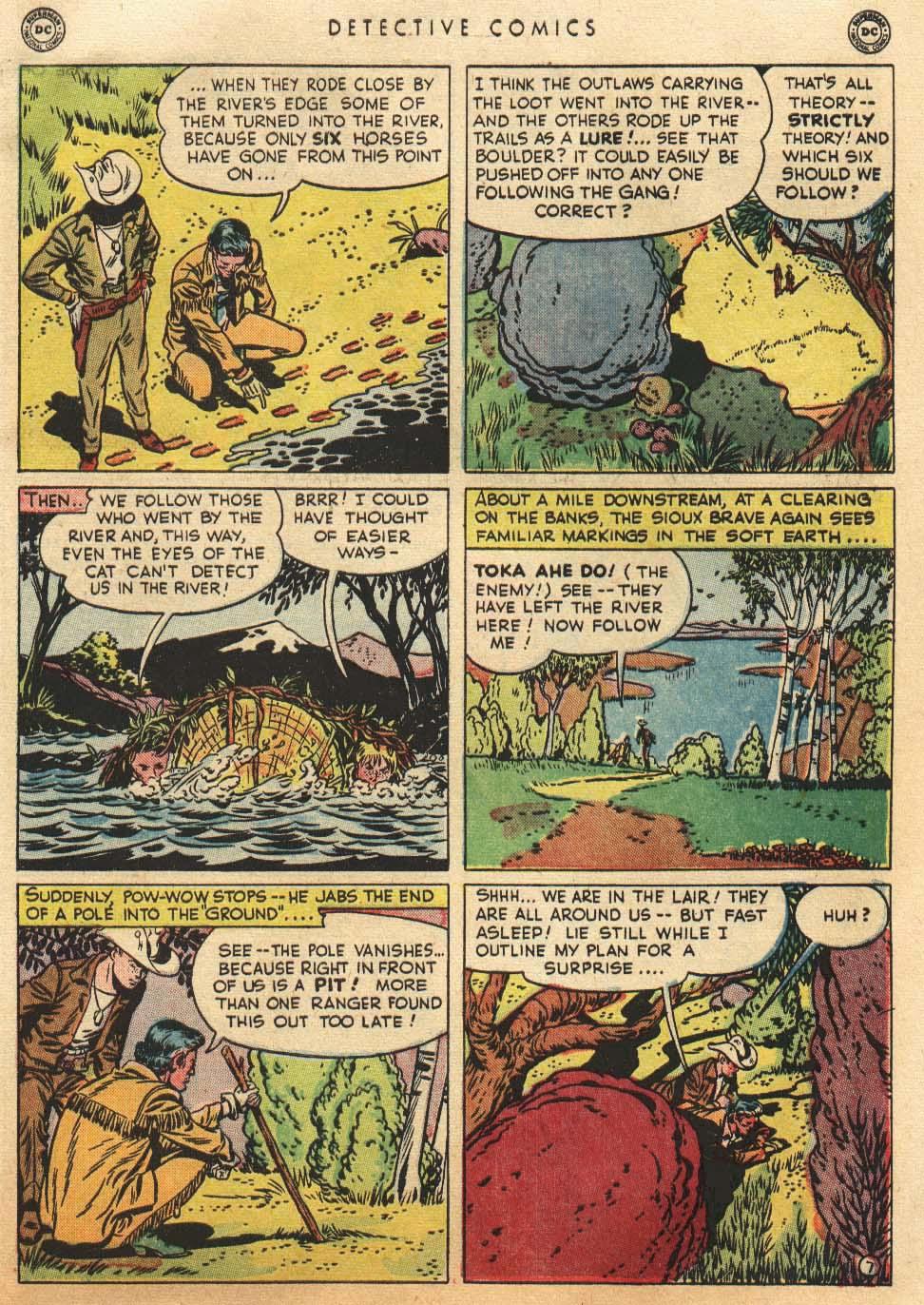 Detective Comics (1937) 155 Page 41