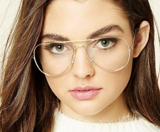 Lente Trends 2017- Aviator Brillen