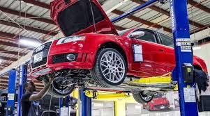 Audi service center Dubai