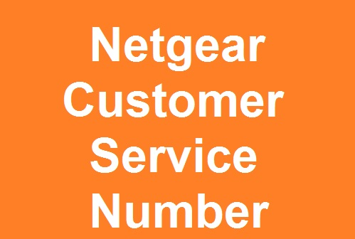 Netgear Customer Service Number