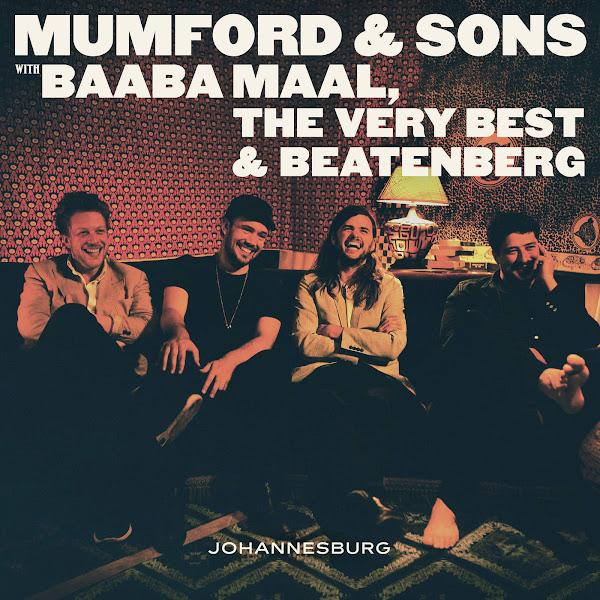 Mumford & Sons - Johannesburg - EP Cover