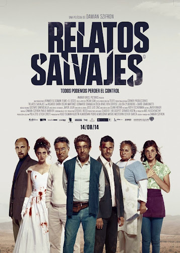Relatos Salvajes DVDRip Latino