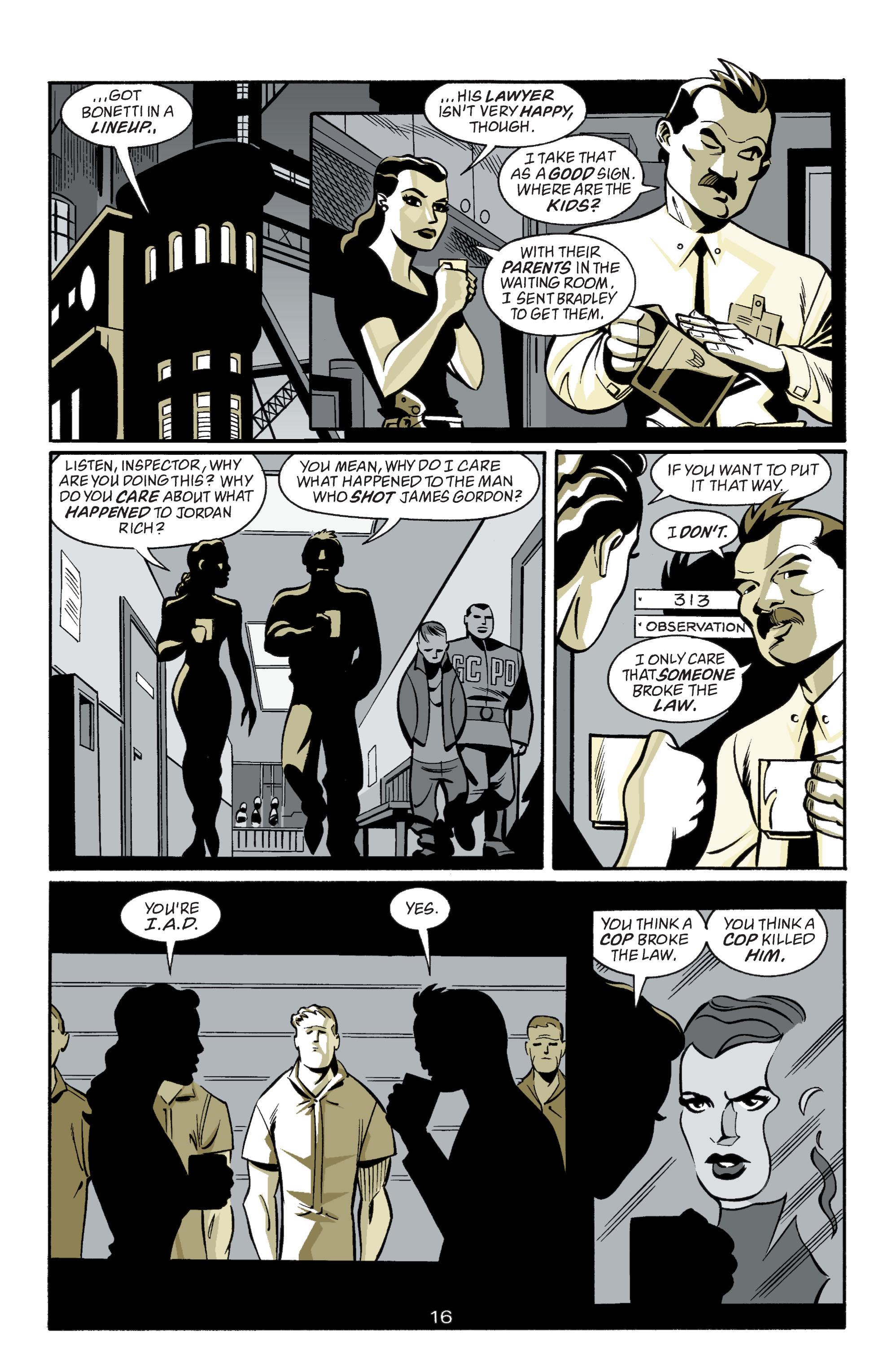 Detective Comics (1937) 762 Page 16