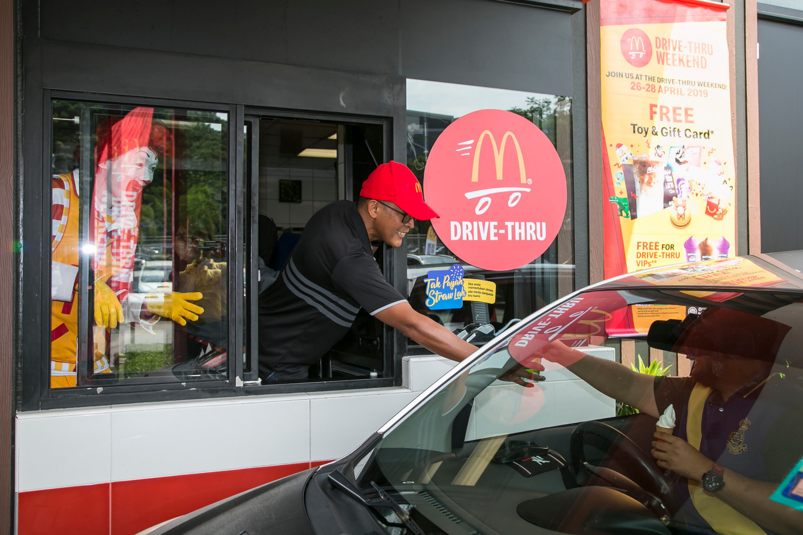 McDonald's Malaysia: Fuelling Up on Drive-Thru Convenience
