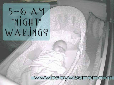 How to help your baby sleep through the night.