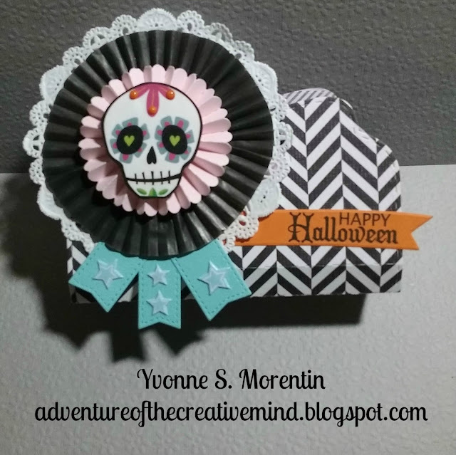 Yvonne S. Morentin - http://adventureofthecreativemind.blogspot.com/