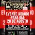 CAMPINAS HIP HOP FESTIVAL é adiado para agosto!
