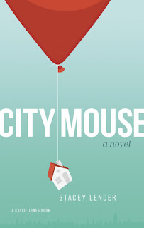 Book Review and GIVEAWAY: City Mouse, by Stacey Lender