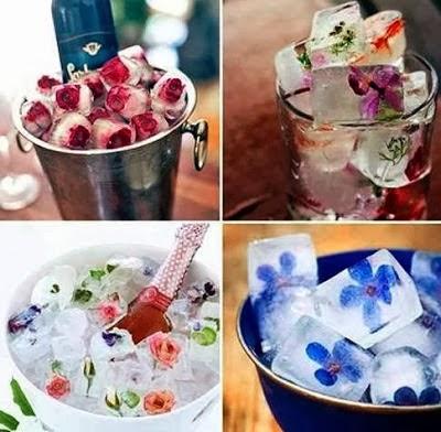 Cubitera de hielos para san valentin