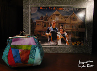 Opposite side of coin purse