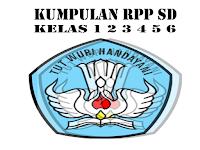 Download RPP KTSP SD Kelas 1 2 3 4 5 6